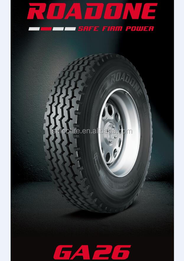 ROADONE 315/80R22.5 GA26 premium quality Truck tire with guarantee
