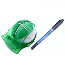 Personalized Golf Ball Linear Marker Line Making w/ Pen