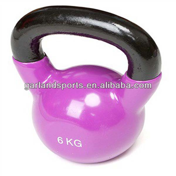 Body Solid Kettle Bell Set /Cast Iron Kettle bell