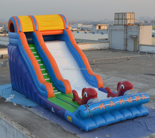 crazy hot pirate ship inflatable slide,jumbo inflatable slides