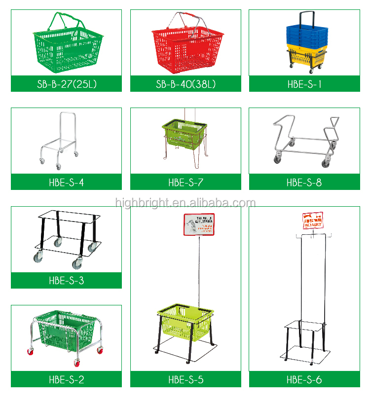 Cheap Popular Customized Shopping Basket