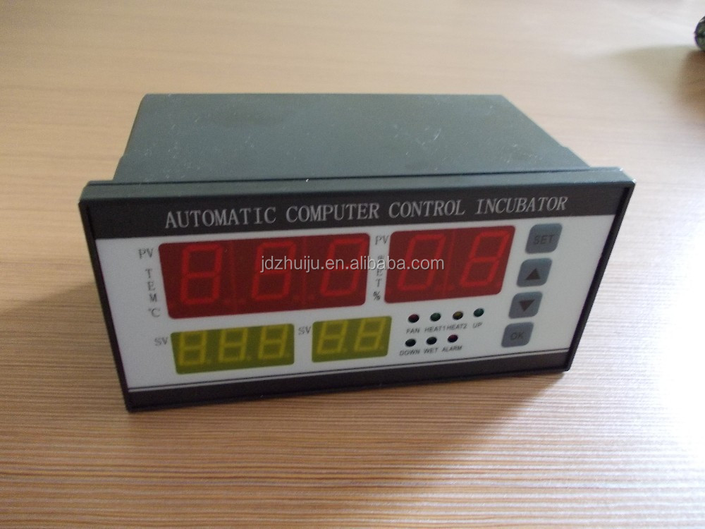 XM-18D Digital electronic temperature controller with timer for industrial incubator