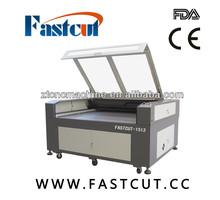 fastcut 1512 high precision accuracy kitchen wares industry USB DSP control system cnc laser machine