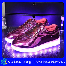 Factory Directly Supply Amazon Led Shoes High Quality Kids Led Shoes Children's Christmas Shoes Led Gifts