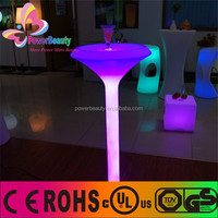 New design color changing led lig,Glowing LED Bar Table/ Light up Cocktail Table/Illuminated Led Bar Table glowing led bar table