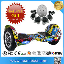 best selling chirstmas gift kids hoverboard 10 inch 2 wheel children mini hoverboard lamborghini