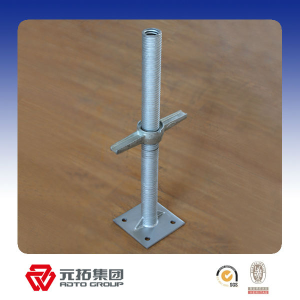 ADTO GROUP new Metal Building Materials supplier scaffolding base jack