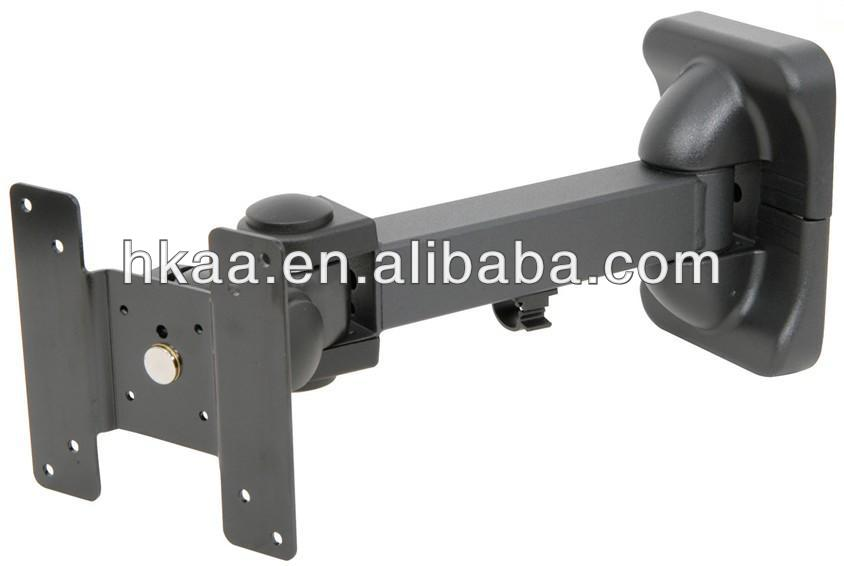 OEM adjustable Aluminum Articulating Tilt Swivel TV LCD LED TV Wall Mount 2 Bracket.