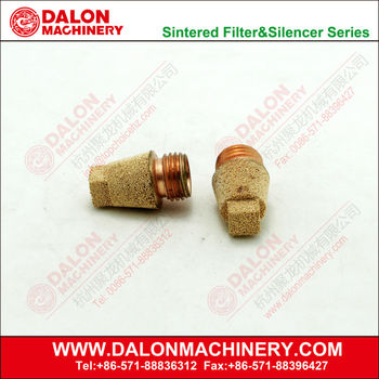air muffler sliencer,sintered air muffler silencer