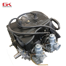 600CC Two Stroke Engine