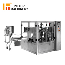 bean paste packaging machine
