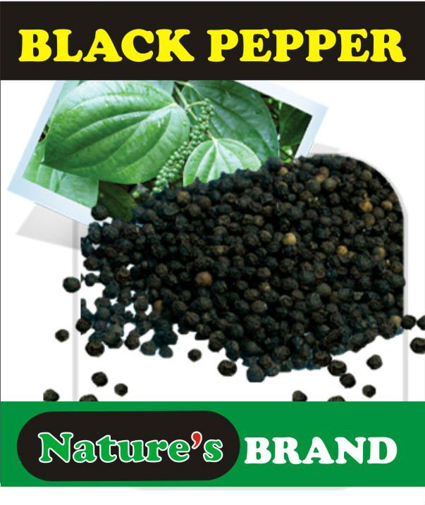 PACKTED BLACK PEPPER