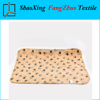 factory directly 20 year OEM experience pet animal blanket
