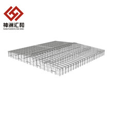 Prefab light steel cheap steel structure factory building