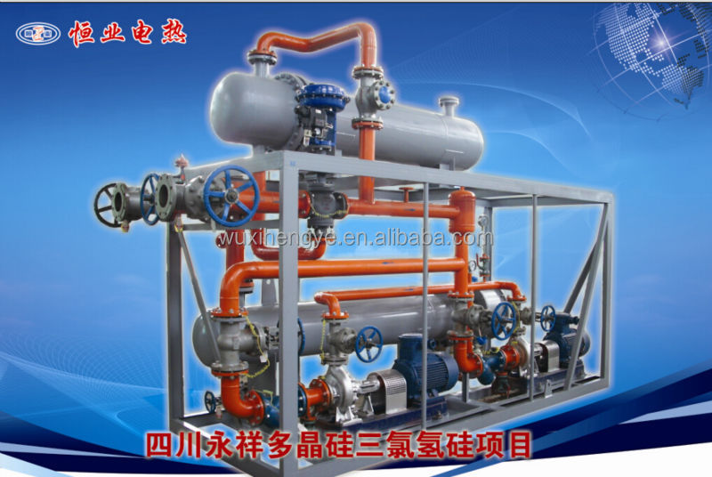 Induction Water Oil Heater with High Efficiency