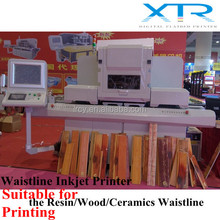 2015 hot sale wood skirting board printer of longrun company / the latest wood wasitline printer