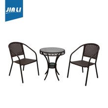 On-time delivery factory directly italian patio furniture