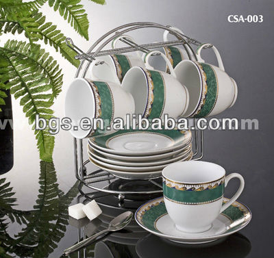 180CC indian tea set
