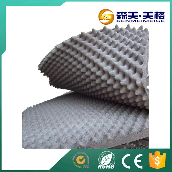China supplier open cell acoustic soundproof foam sound insulation