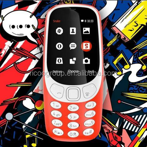 2017 Brand new 3310 phone 2.4 inches with full functions