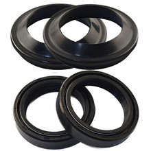 Motorcycle 41*54*11 Rubber Front Fork Damper Oil Seal Rubber Dust Seal