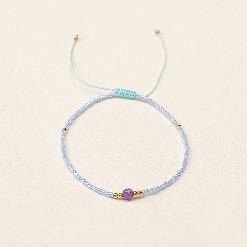 2016 fashion handmade seed bead jewelry,bead bracelet woven seed bead jewelry bracelet wholesale