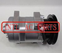 AC COMPRESSOR SD508 for 2003-2008 KIA PREGIO mini bus 0K72B-61450 71-6200184 PK72B61450E can Replacement for 770002 and GM V7
