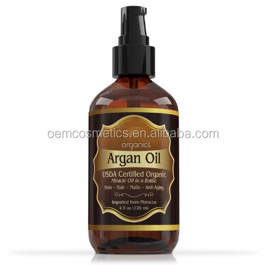 Cold-Pressed 100% Pure Moroccan Argan Oil