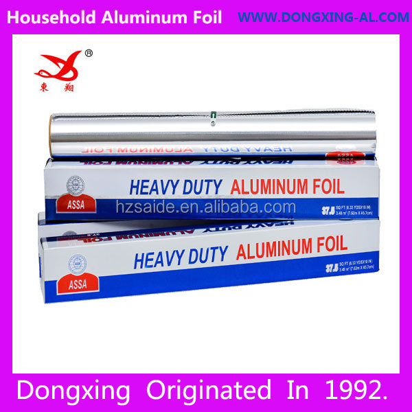 soft kitchen use household aluminum foil roll product