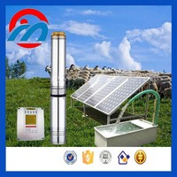 Submersible Deep Well Water Pumps Solar Powered Solar Pump Price