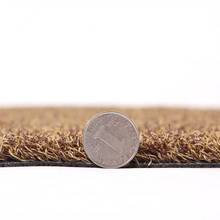 10mm short artificial grass PP durable custom floor mat