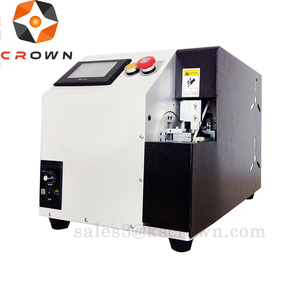 mylar tape copper foil wrapping machine for shielding / coaxial cable WL-TP