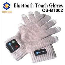vibrating bluetooth talking gloves for men and women