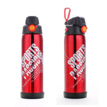 2015 New arrival double wall stainless steel vacuum flask/ thermos flask/coffee thermos