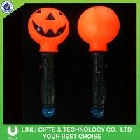 Halloween Decorative Pumpkin LED Wand