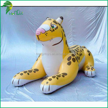 Excellent & Superior Quality Decorate Inflatable Moving Animals Tiger