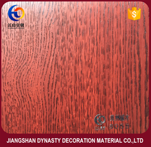 wood grain PVC film for decorative furniture foil
