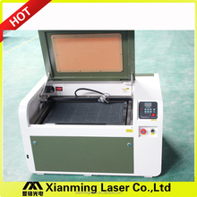 Glass image Laser Engraving Machine 4060 laser cut wood craft 400*600MM