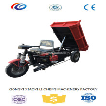 Customized 3 wheels motorcycle electric power cargo tricycle