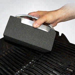 BBQ grill brick stone for cleaning household tools