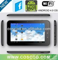 7inch Popular Classic VM8850 Android 4.0 tablet pc review mid/umpc