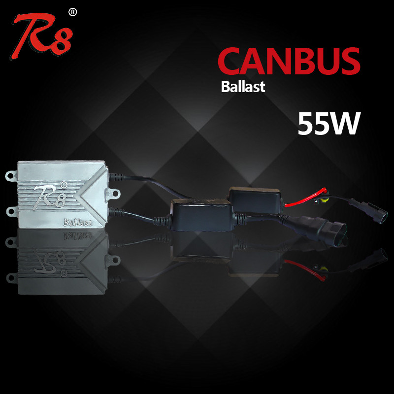 Good Quality 12V 55W HID Xenon Conversion Kit Slim Ballast For H1 H3 H4 H7 H11 9005 9006 Xenon HID Kit
