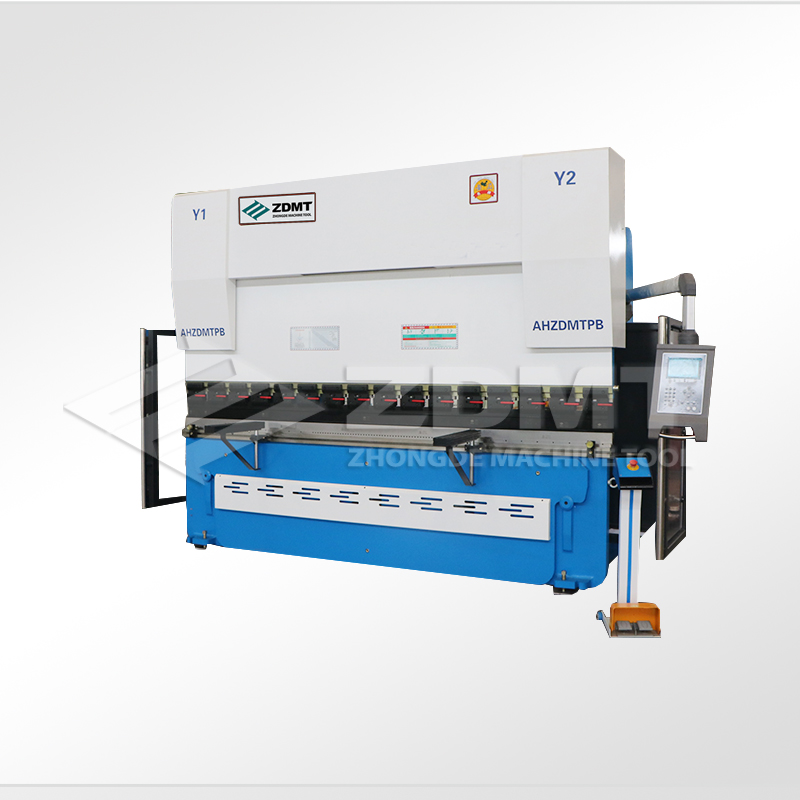 High Performance Mechanical Stop Horizontal Press Brake