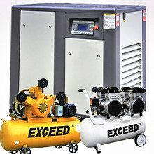 3 KW - 110 kw 100 psi oil free air compressor