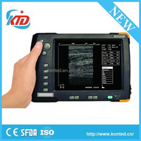 CE and ISO certificated digital ultrasound machine portable hand carried veterinary ultrasound scanner for animals and vet