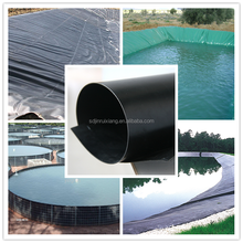 ASTM 1.5mm HDPE Geomembrane Fish Farm Pond Liner