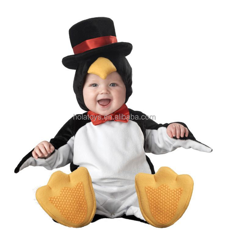2016 baby penguin costume/animal costume for sale