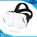 2016 Silicone Foldable VR Glasses Virtual Reality Glasses With Bluetooth Remote Control