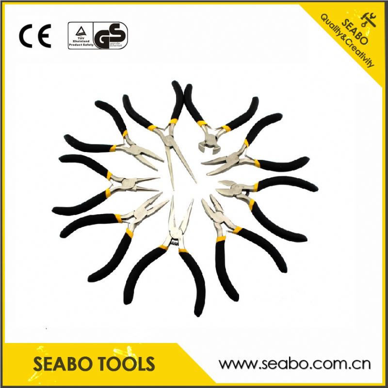 Straight blade eyelet plier for wholesales