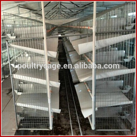high quality Hot sale 3 4 tiers rabbit cage for sale